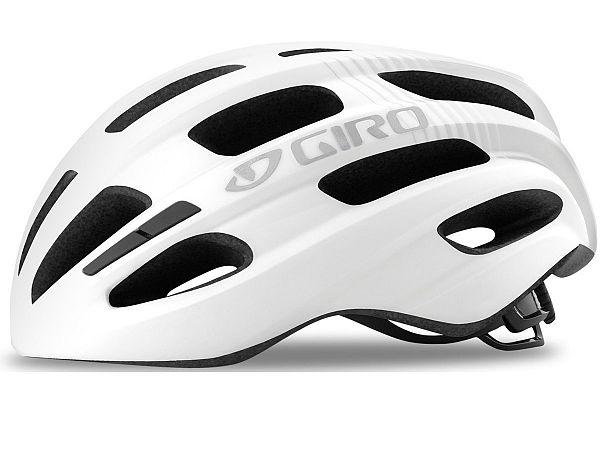 Giro Isode hvid Racerhjelm, 54-61cm