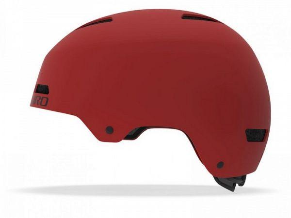 Giro Quarter FS Cykelhjelm, Dark Red