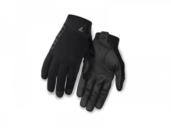 Giro Rivet II Downhill Handsker, Black