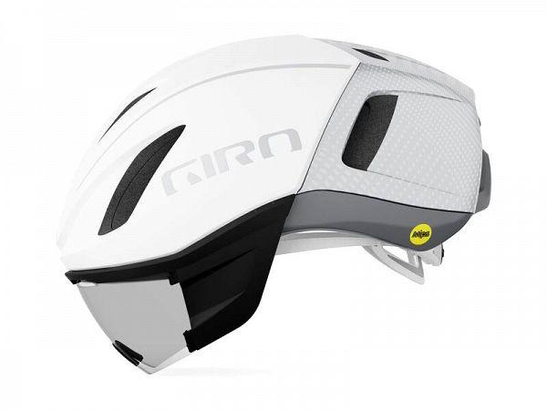 Giro Vanquish Mips Cykelhjelm, Matte White/Silver