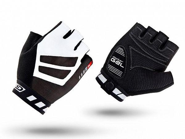 GripGrab WorldCup Cykelhandsker, Black/White