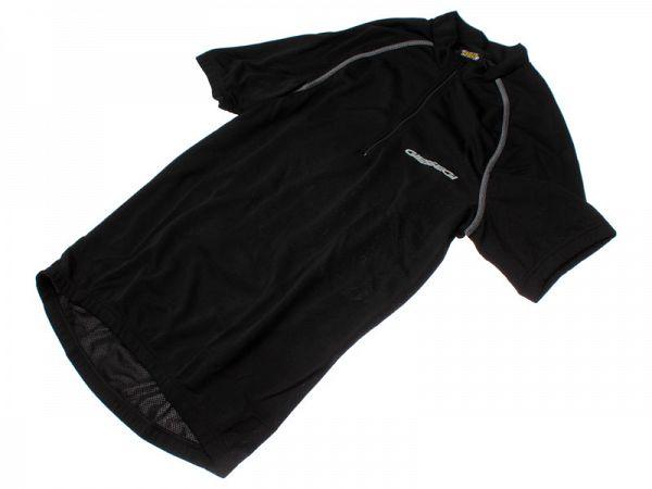 GSG sort Kortærmet Cykeltrøje