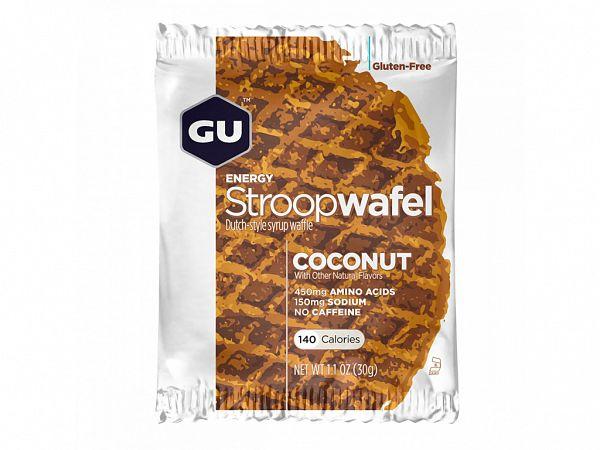 GU Energy Coconut Stroopwafel, 30gr