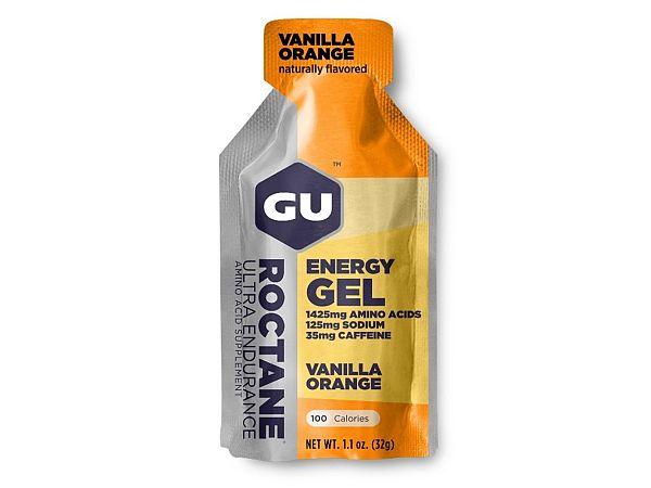 GU Roctane Vanilla Orange Energy Gel, 32gr