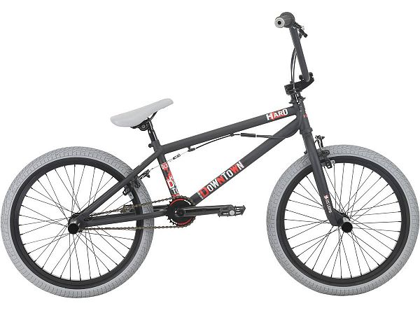 "HARO Downtown DLX 20.3"" sort - Freestyle BMX - 2018"