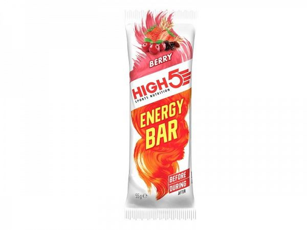 High5 Berry EnergyBar, 55gr