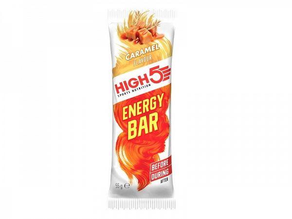 High5 Caramel EnergyBar, 55gr