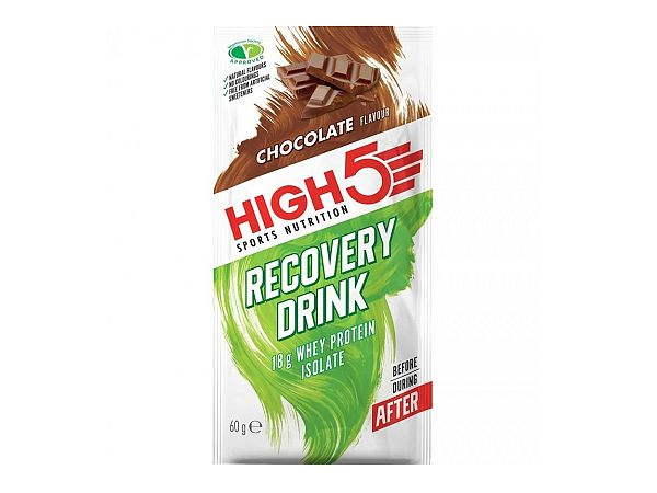 High5 Chocolate Recovery Drink, 60g