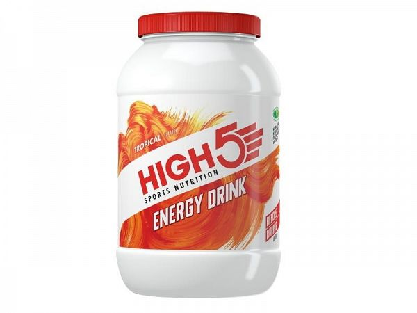 High5 Tropical Energy Drink, 2,2 kg