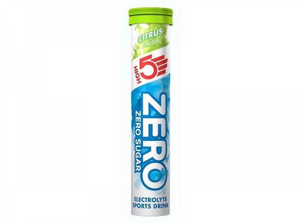 High5 Zero Citrus Elektrolyttabs, 20stk