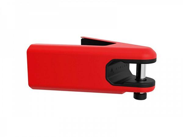 Hiplok Airlock Cykelholder m. Lås, Red