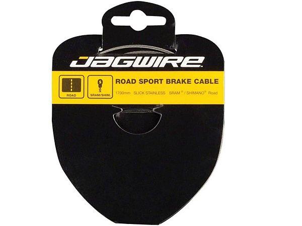 Jagwire Road Sport Bremsewire, 1,6 x 1700mm