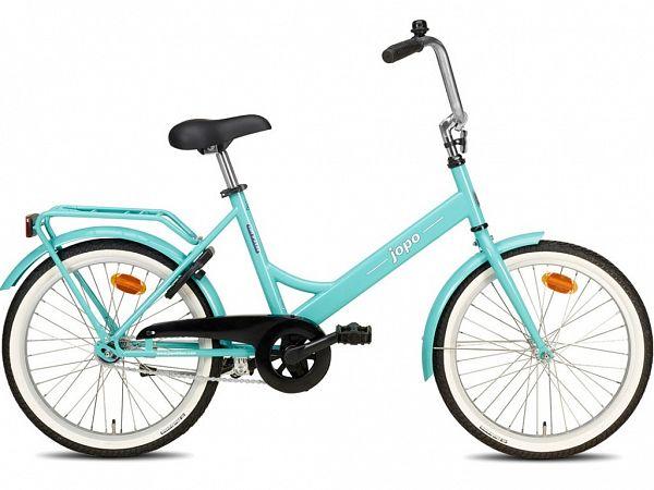 """Jopo 1G 20"""" Turkis - Minicykel - 2020"""
