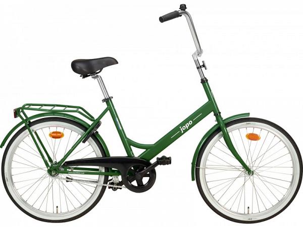 "Jopo 1G 24"" Moss Green - Minicykel - 2020"
