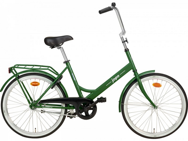 "Jopo 1G 24"" Moss Green - Minicykel - 2021"