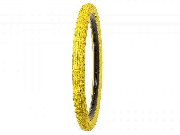 Kenda Krackpot Yellow BMX Dæk, 20x1.95 (50-406)