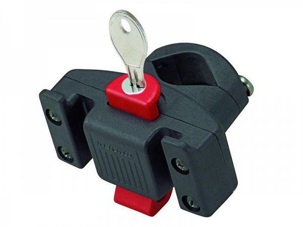 Klickfix Caddy Låsbar Adapter, ø22-36mm