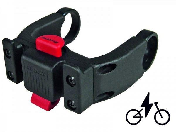 Klickfix Elcykel Adapter, QR, ø31,8