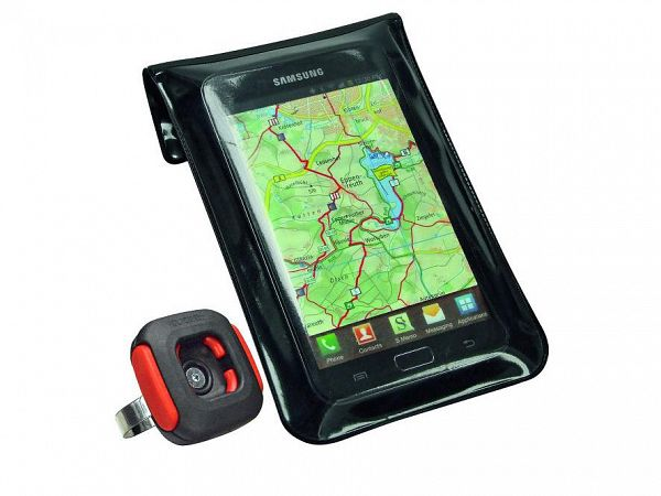 Klickfix Smartphone Taske, 9x16cm