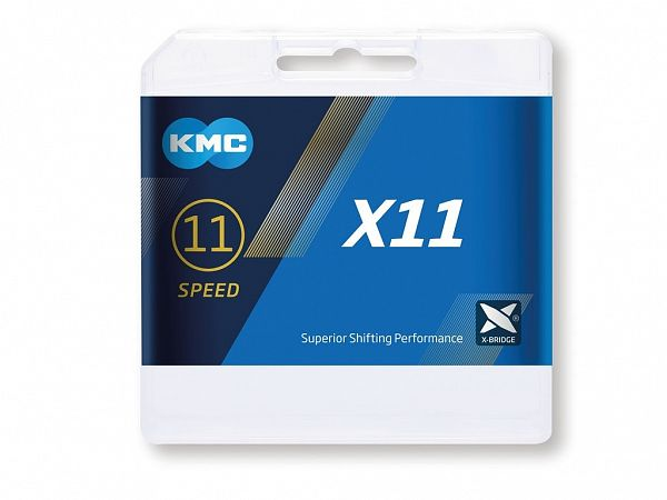 KMC X11 11-Speed Kæde, 114 Link