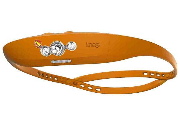Knog Bandicoot 100 Pandelygte, Orange