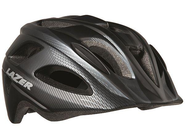 Lazer Beam Cykelhjelm, Black