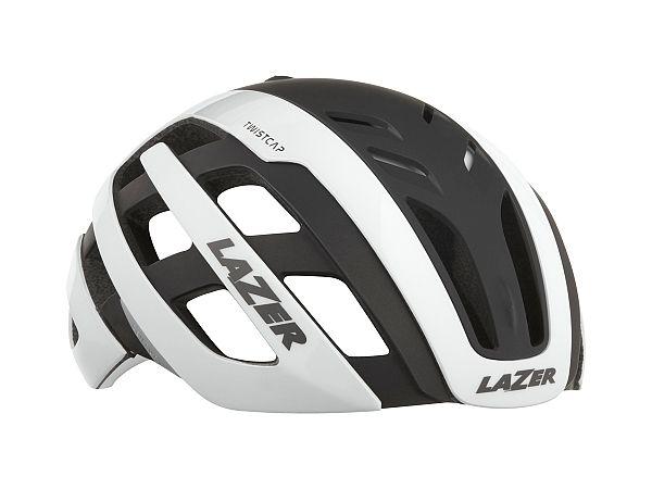 Lazer Century Racerhjelm, White/Black