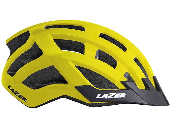 Lazer Compact Cykelhjelm, Flash Yellow