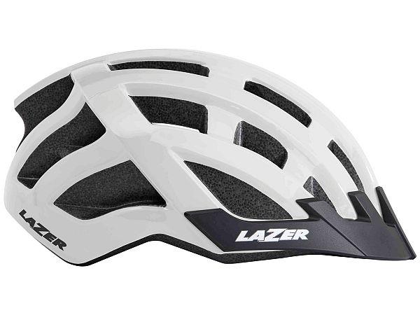 Lazer Compact Cykelhjelm, White