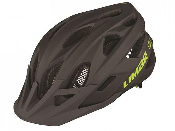 Limar 545 Cykelhjelm, Matt Titanium