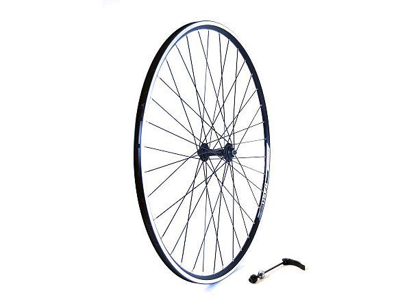 Linus Alex Rims QR Forhjul, Black