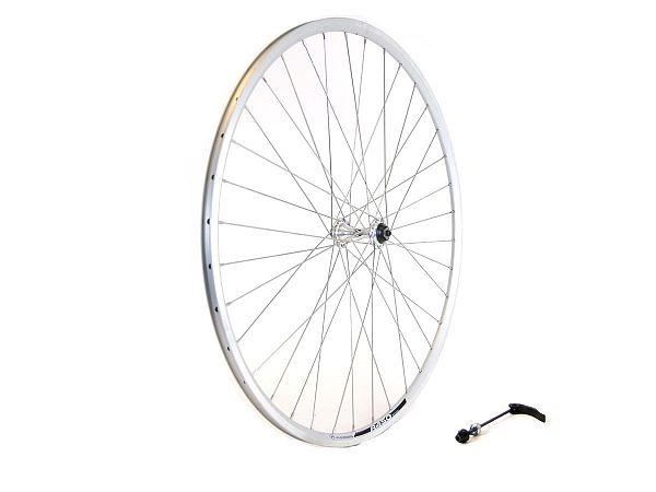 Linus Alex Rims QR Forhjul, Silver