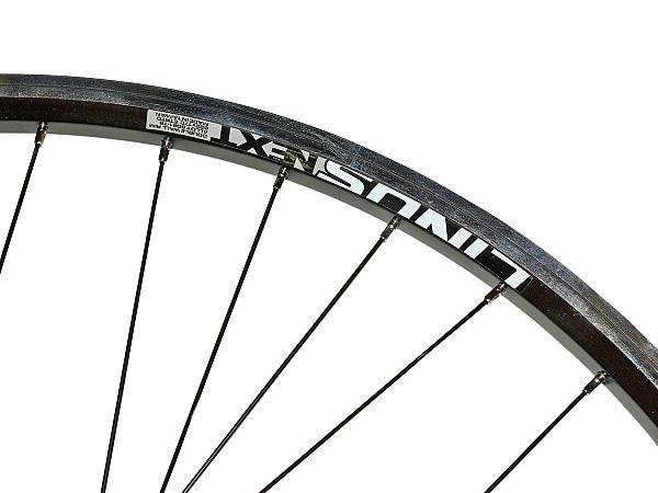Linus Lite Next 700C Disc QR Forhjul