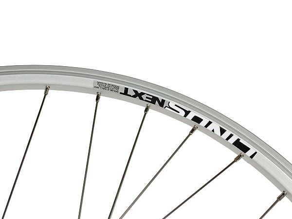 Linus Next 700C Alu Rullebremse Forhjul