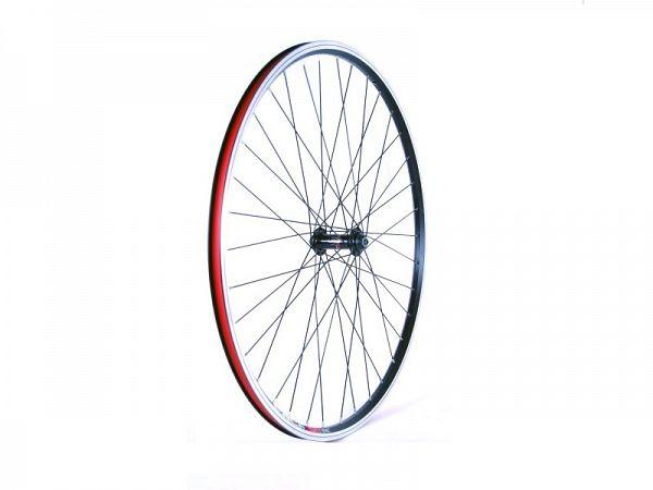 Linus Next 700C sort Forhjul