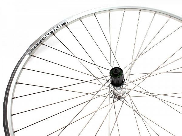 Linus Next 8/9/10-Speed Baghjul, Silver