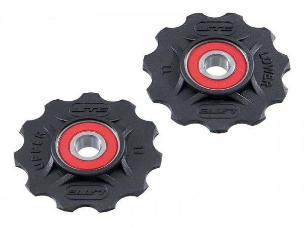 Lite Black Keramiske Pulleyhjul, 11T