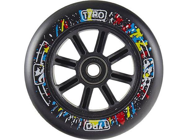 Longway Tyro Nylon Løbehjulshjul, 100mm