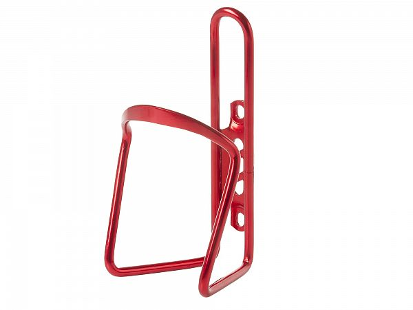 M-Wave Alu Flaskeholder, Red Anodised