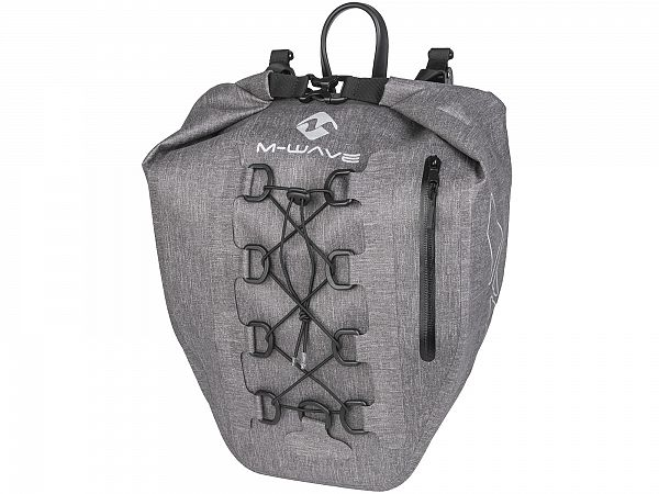M-Wave Suburban Vandtæt Sidetaske, 25L