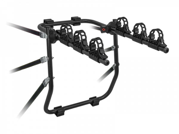 Manabo Mistral Bagklap Cykelholder, 3 Cykler