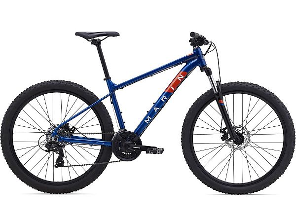 "Marin Bolinas Ridge 1 29"" Blue - MTB - 2022"
