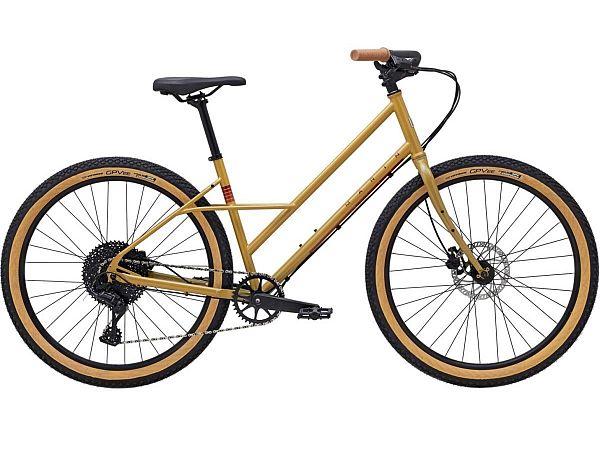 Marin Larkspur 1 Yellow - Damecykel - 2022
