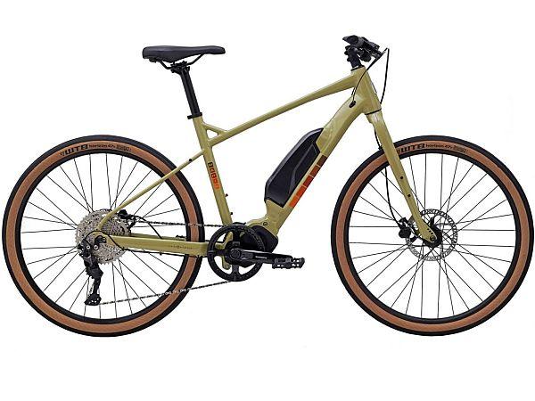 Marin Sausalito E1 - Elcykel - 2021