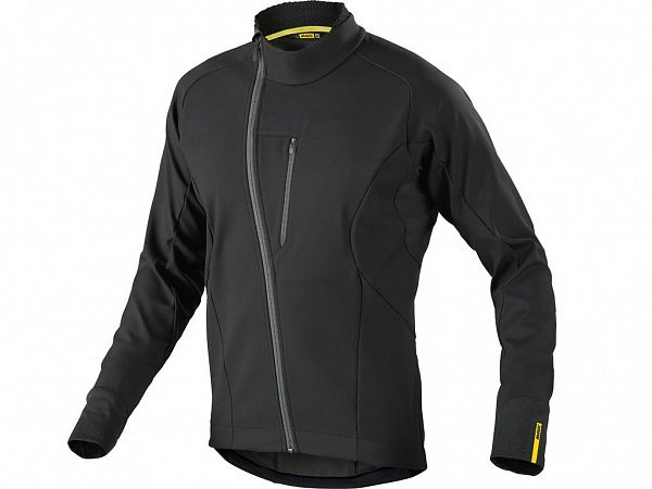 Mavic Aksium Thermo Cykeljakke, Black
