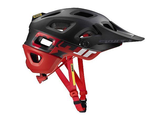 Mavic Crossmax Pro Fiery Red Cykelhjelm