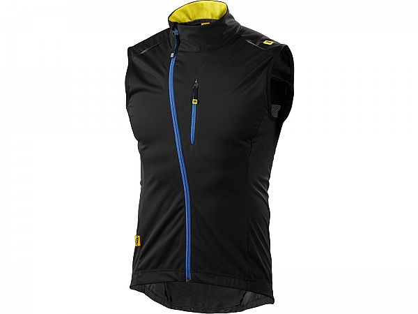 Mavic HC Vest, Black/Light Blue