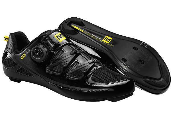 Mavic Ksyrium Ultimate Cykelsko, Black