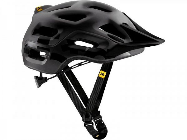 Mavic Notch Cykelhjelm, Black/Black