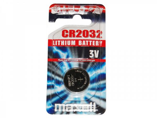 Maxell CR2032 3V Batteri